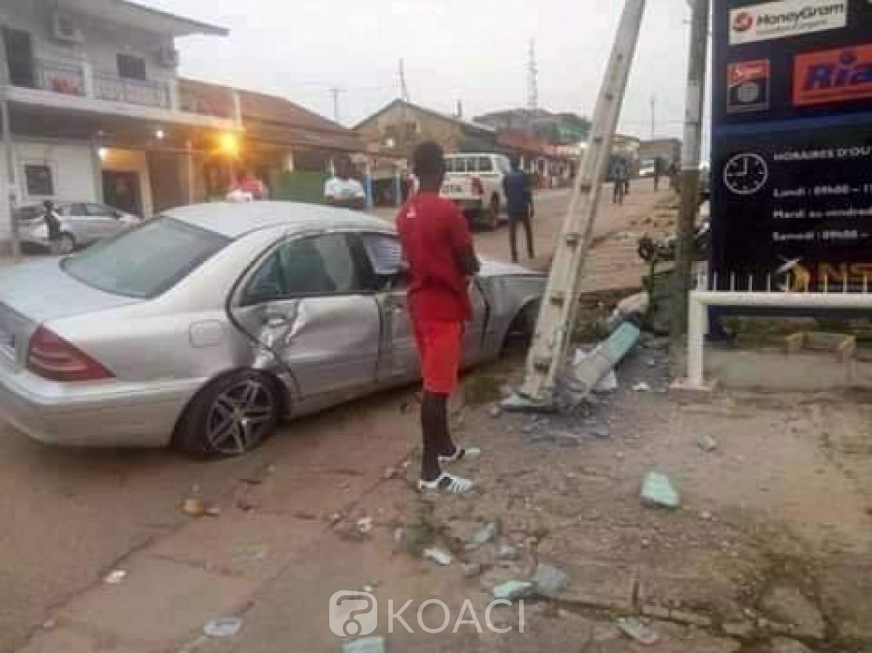 Côte d'Ivoire : Drame, un livreur de pain perd la vie en percutant une voiture