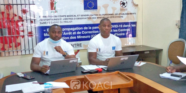 Côte d'Ivoire : Des organisations non gouvernementales plaident pour que l'interdiction des visites dans les prisons soient levée