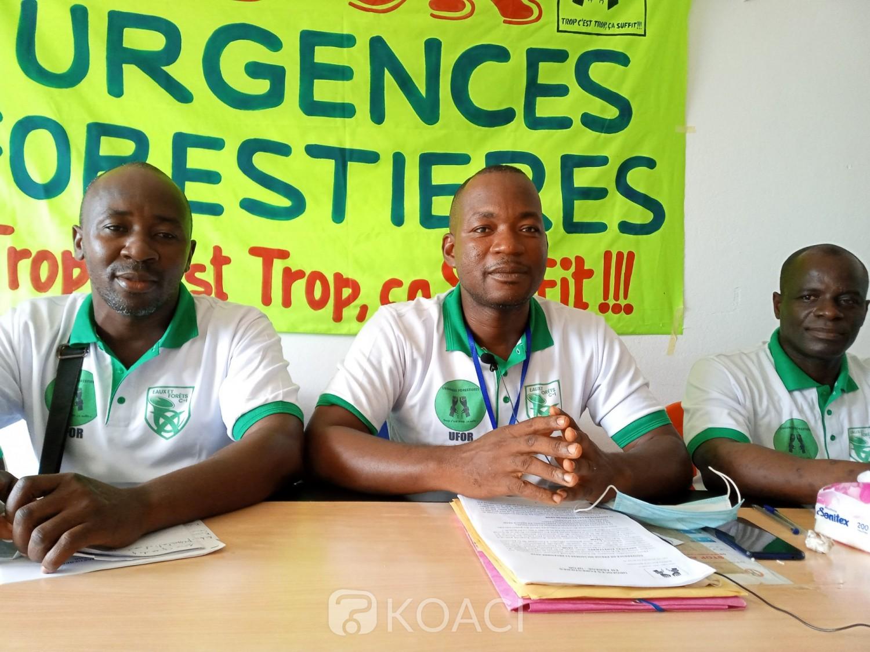 Côte d'Ivoire :    Ministères des Eaux et forêts, les agents techniques dénoncent la gestion de la régie de recettes et exigent son audit