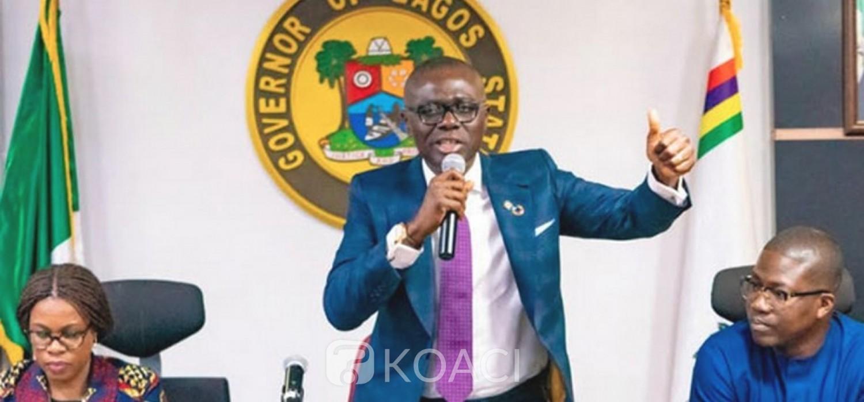 Nigeria :  Coronavirus, 26 Officiers de l'Armée testés positifs, le gouverneur de Lagos en soins