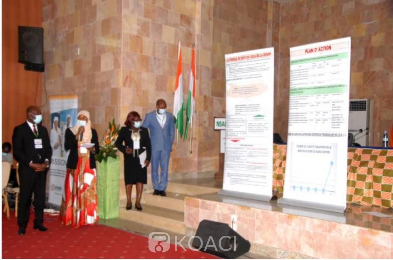 Côte d'Ivoire : Bonne gouvernance en milieu sanitaire ,  les résultats finaux du projet LMG globalement satisfaisants