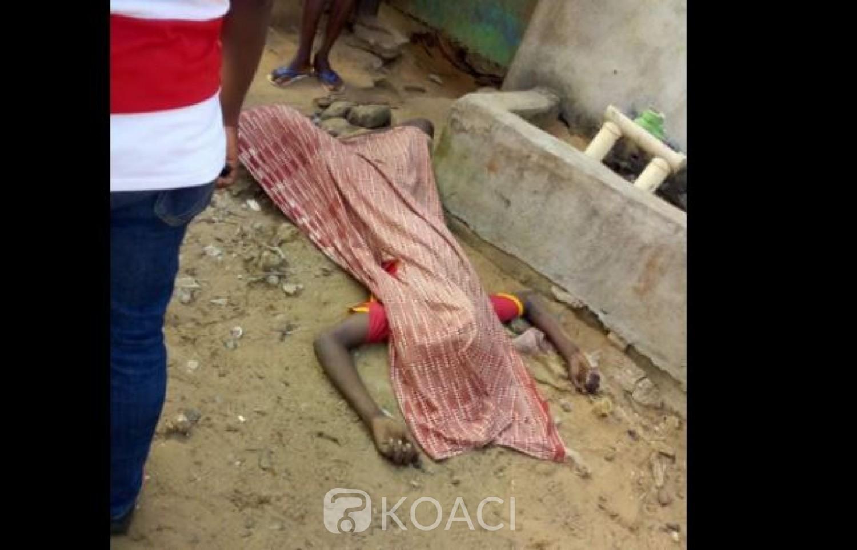 Côte d'Ivoire : Criminalité à Koumassi, 01 mort suite à un affrontement entre 02 gangs d'un fumoir