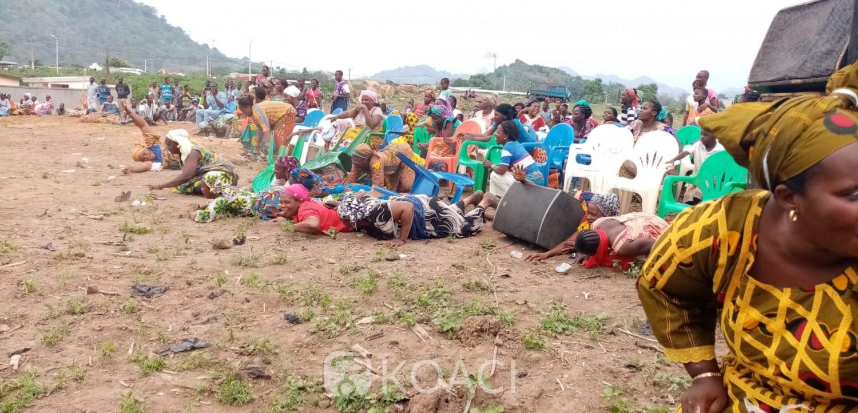 Côte d'Ivoire : Man, bras de fer entre des femmes et la mairie dans la construction d'un marché de gros