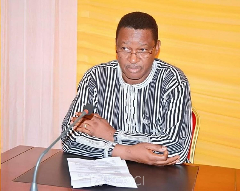 Burkina Faso : Instauration d'une taxe sur les activités financières dès janvier