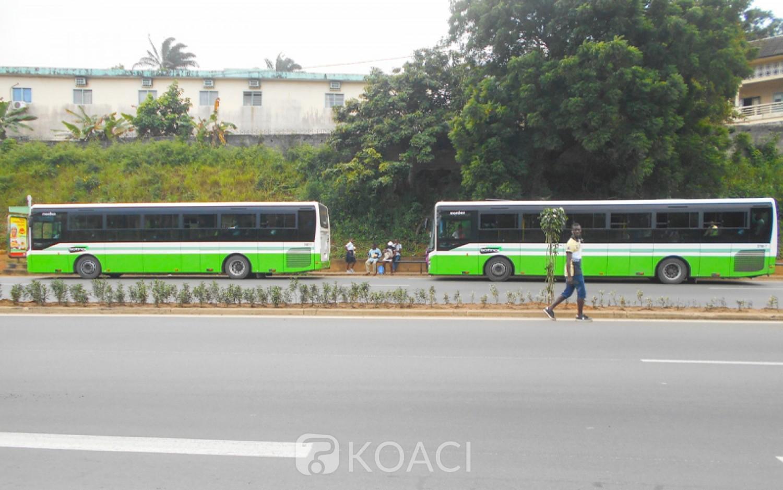 Côte d'Ivoire : Un chauffeur de bus de la ligne 25 se fait agresser par deux individus pour sa recette