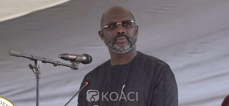 Liberia :  Weah, Président-artiste, sort une nouvelle chanson « Mr. Liar man »