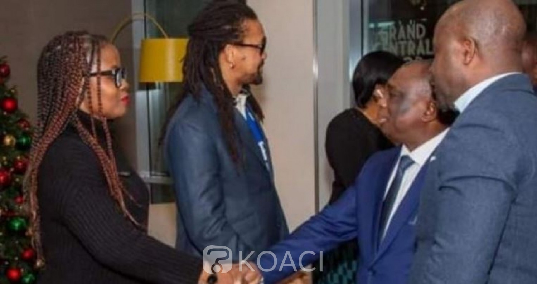 Côte d'Ivoire : Nommé Ministre de la Réconciliation Nationale, voici le message de Hanny Tchelley proche de Blé Goudé à KKB