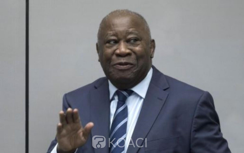 Côte d'Ivoire : Le regard toujours fixé vers les autorités ivoiriennes pour son retour, une réponse positive pour Laurent  Gbagbo à la CPI
