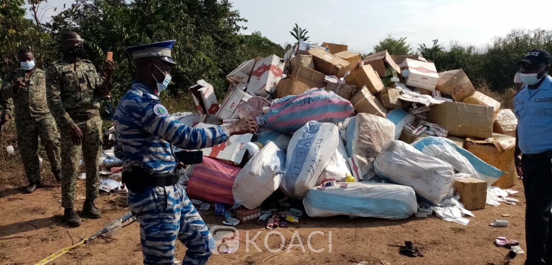 Côte d'Ivoire : Man, plus de 15 tonnes de faux médicaments d'un coût de 89.842.500 FCFA saisis et incinérés