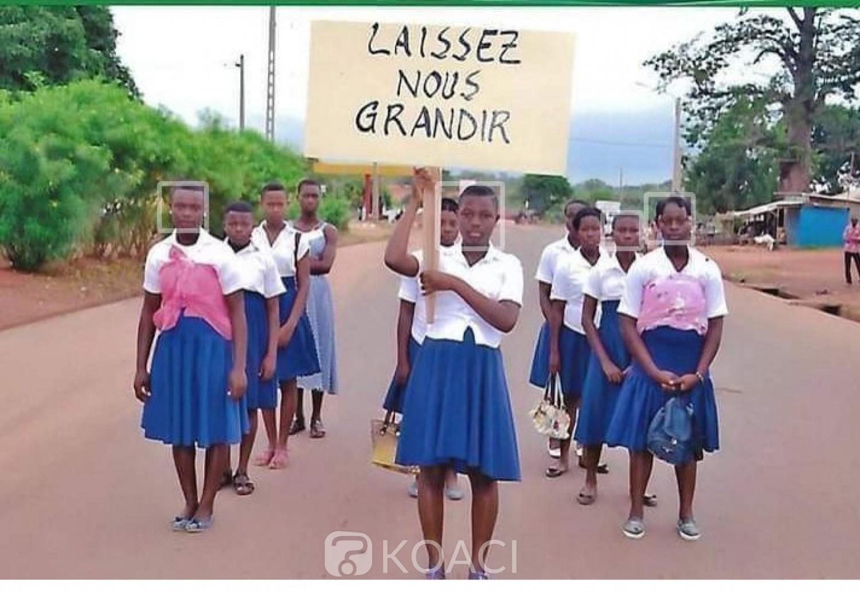 Côte d'Ivoire : Gountougo, plus de 400 cas de grossesses enregistrés dans le secondaire au titre de l'année 2019