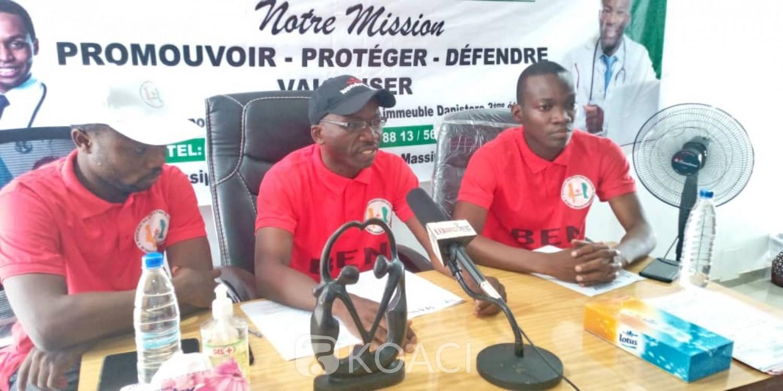Côte d'Ivoire : Secteur de la santé, des agents annoncent une grève de 03 jours à compter du mercredi 23 décembre