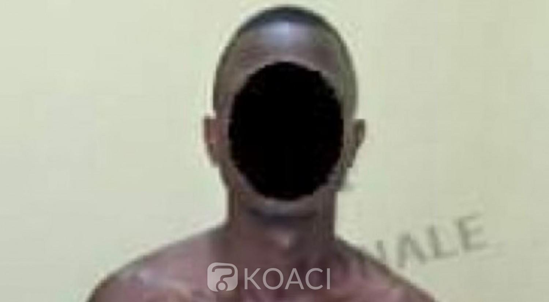 Côte d'Ivoire : Zouan-Hounien, le cerveau de la destruction des véhicules d'une société minière interpellé