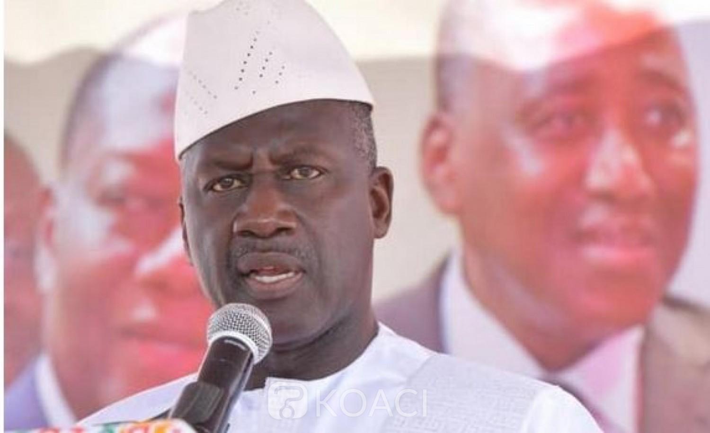 Côte d'Ivoire : Hommage à Gon Coulibaly, en difficulté, depuis Korhogo, Bictogo prône l'Union au sein du RHDP