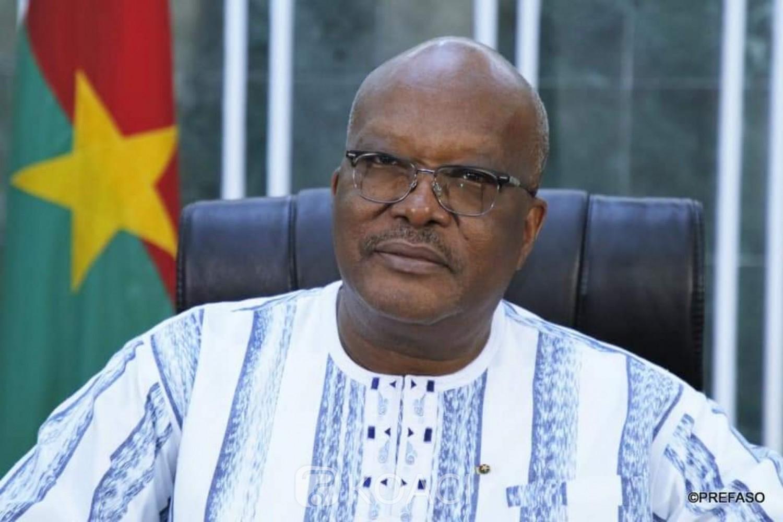 Burkina Faso : Présidentielle, le président Kaboré réitère sa volonté de rassembler les burkinabé