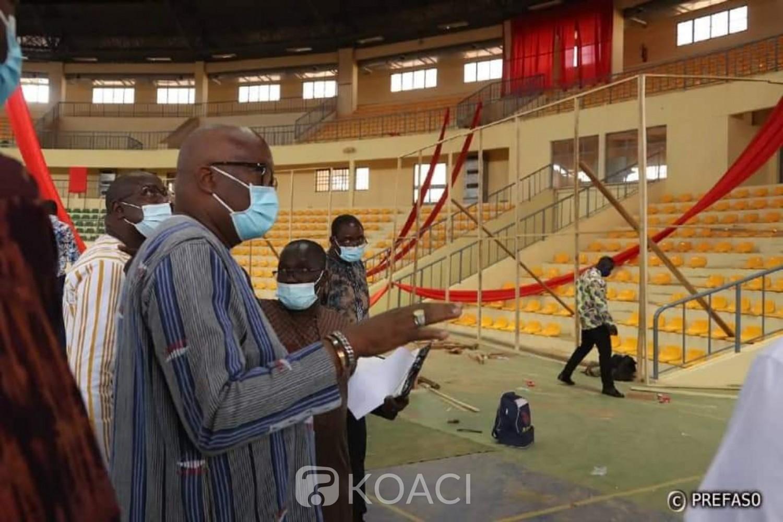 Burkina Faso : Réélu pour un second mandat, le président Kaboré sera investi  le 28 décembre