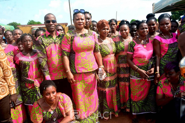 Côte d'Ivoire : Diabo, réunies en association, des femmes envisagent rafler la première place de production d'Attiéké