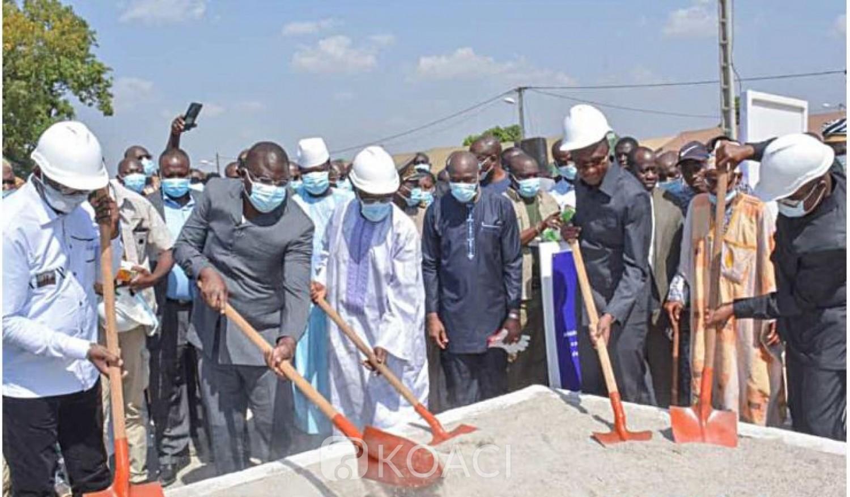 Côte d'Ivoire: Infrastructures routières, la voirie de Lataha à Korhogo  bientôt bitumée