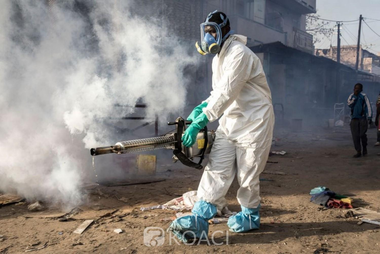 Afrique du Sud : Une nouvelle souche de coronavirus fait son apparition