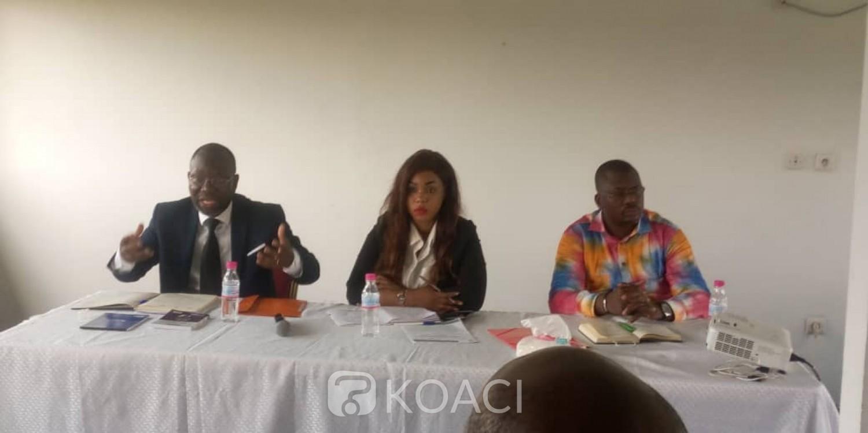 Côte d'Ivoire : La question de la nationalité et les conflits ethniques en période électorale au centre des échanges entre jeunes