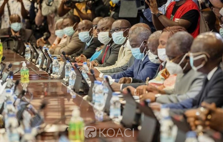 Côte d'Ivoire : Après le premier round de la reprise du Dialogue politique, voici les prochaines étapes
