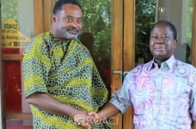 Côte d'Ivoire : Pour avoir répondu à l'appel du pouvoir,  Gnamien Konan félicite les partis politiques et appelle l'opposition à l'union aux législatives