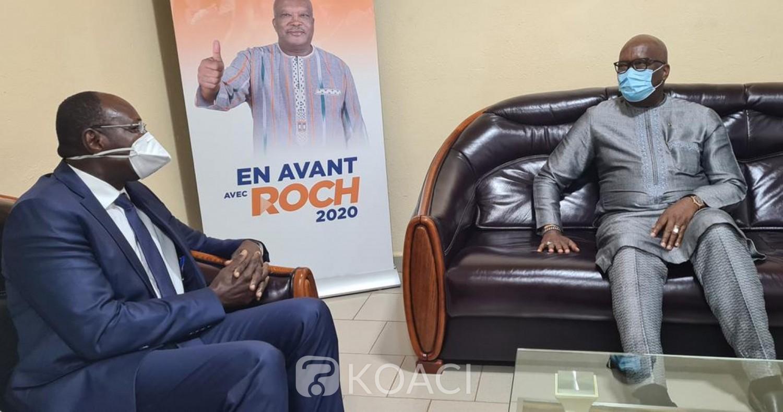 Burkina Faso : Eddie Komboïgo félicite le président Kaboré pour sa réélection