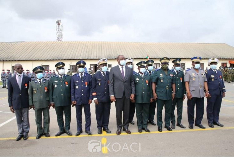 Côte d'Ivoire : A la veille des fêtes, Hamed Bakayoko demande aux forces de Sécurité de rester vigilants et de maintenir les capacités opérationnelles intactes