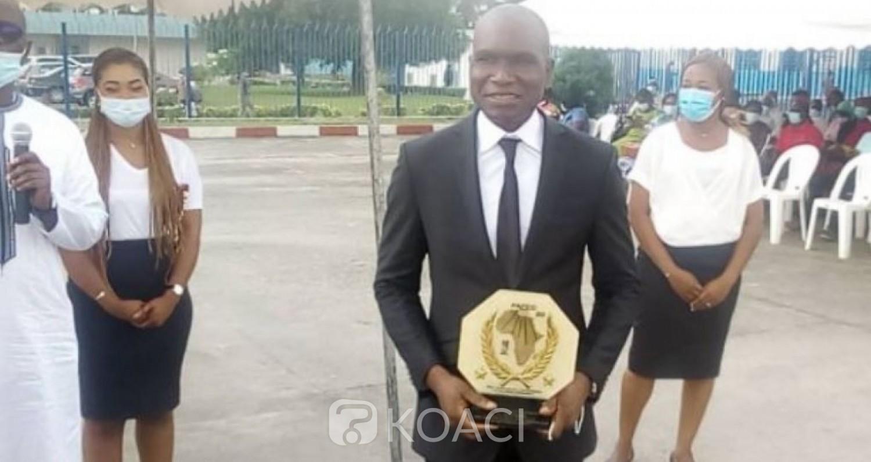 Côte d'Ivoire : CHU de Treichville, de nouveaux professeurs Maitres de Conférences Agrégés, le DG distingué pour  son management de qualité