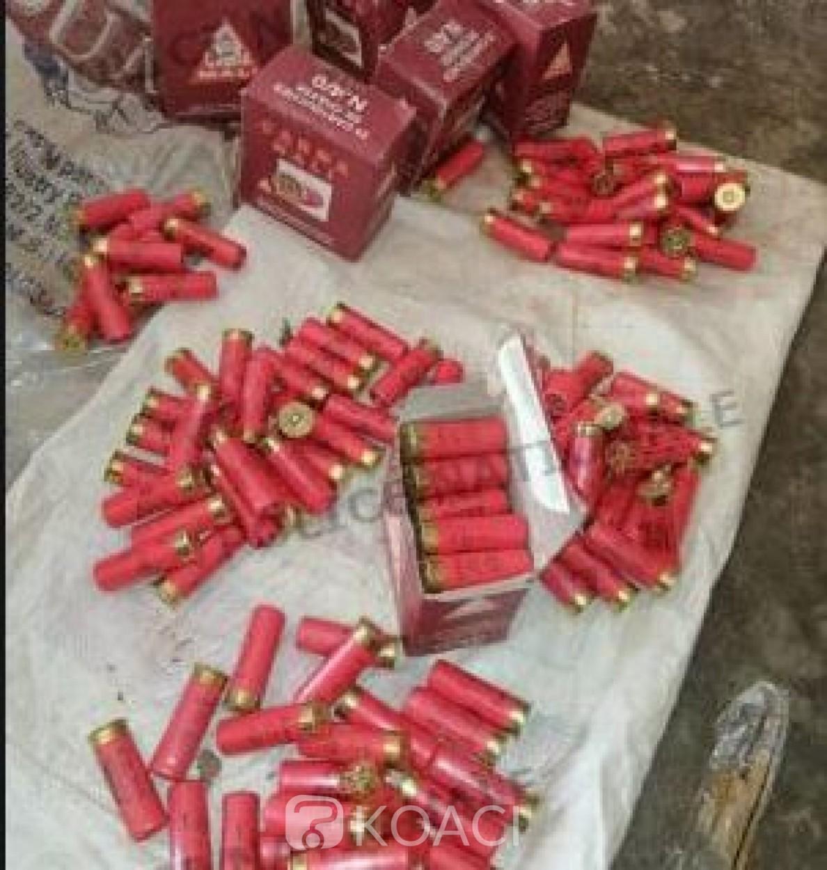 Côte d'Ivoire : Vente de munitions de calibre 12, un récidiviste notoire à nouveau arrêté