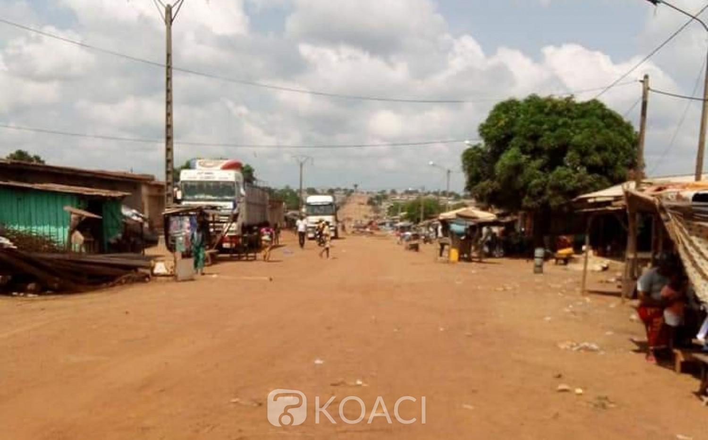 Côte d'Ivoire : Diégonefla, à la suite d'une dispute, un boutiquier poignarde mortellement un jeune qui réclamait sa monnaie