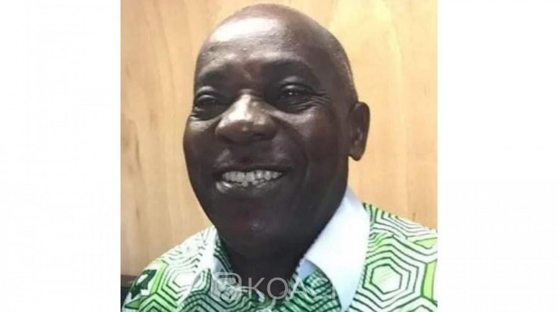 Côte d'Ivoire : Deuil, le PDCI perd un illustre cadre, Dr Koutouan, ancien directeur de l'hôpital général d'Abobo