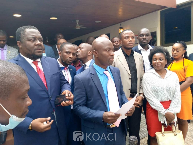 Côte d'Ivoire :  Des jeunes leaders des partis politiques réunis autour d'une table ronde pour discuter et trouver des solutions post-crise