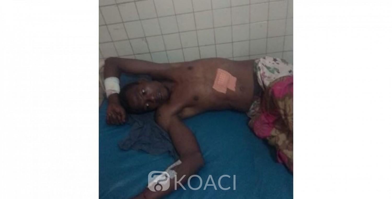 Côte d'Ivoire : Divo, nuit de Noël, un jeune violemment agressé, ses amis pointent du doigt les jeunes des quartiers malinké
