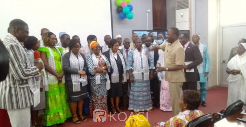 Côte d'Ivoire : INFAS, 36 titulaires de master en sciences infirmières et obstétricales option pédagogie ont reçu leur diplôme