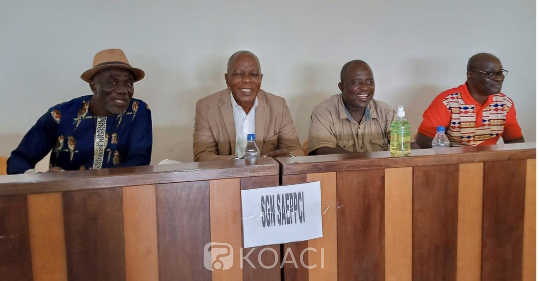 Côte d'Ivoire : Enseignement, les syndicats réclament 12 milliards de FCFA d'impayés au plus tard fin janvier 2021