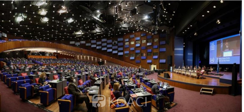 Côte d'Ivoire : CPI,  le Pays élu au bureau des prochaines sessions de l'Assemblée des États parties au Statut de Rome