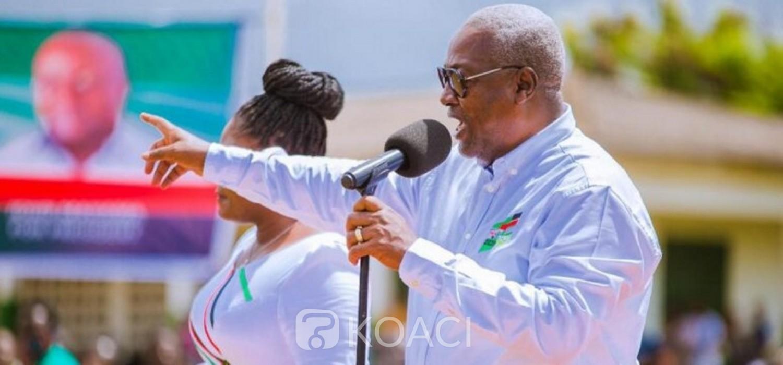 Ghana :  Recours contre la présentielle 2020, ce que NDC demande à la Cour suprême