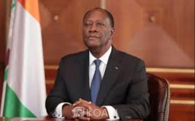 Côte d'Ivoire : Les attentes au message à la Nation du chef de l'Etat ce 31 décembre
