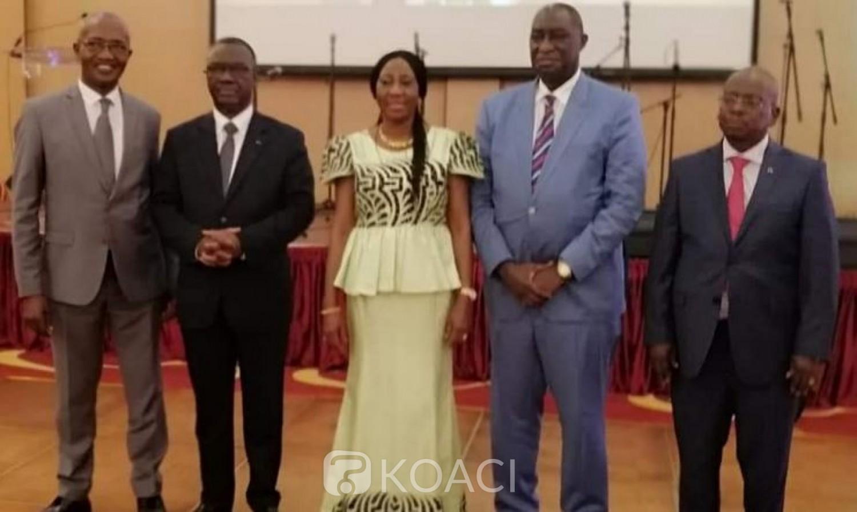 Côte d'Ivoire:   Kandia Camara célèbre ses dix ans à la tête du ministère de l'Education nationale et rend hommage à ses 15 devanciers