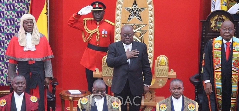 Ghana :  Fin et début du nouveau mandat, trois évènements au cœur de la République