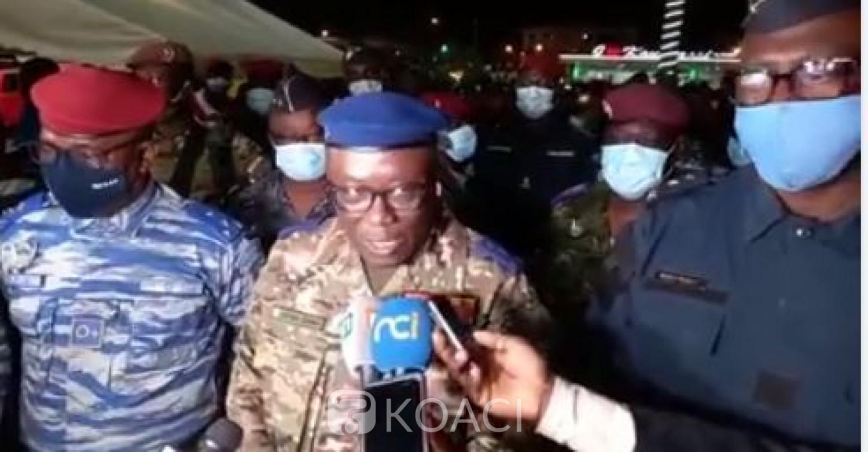 Côte d'Ivoire : 17.170 FACI éléments des FACI  ont sécurisé les fêtes de la Saint Sylvestre sur le territoire national, les propos du chef d'Etat-Major