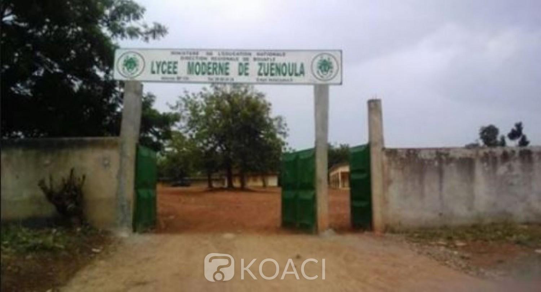 Côte d'Ivoire : Phénomène des congés anticipés, conséquence de la fermeture des établissements secondaires du public et du privé à Zuénoula
