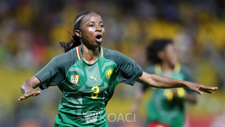 Cameroun : L'attaquante camerounaise Nchout Adjara s'engage pour 18 mois avec l'Atlético de Madrid
