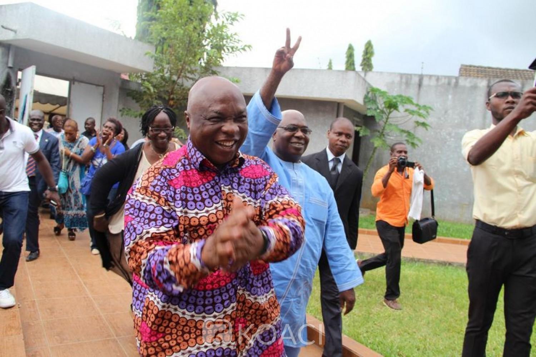 Côte d'Ivoire : FPI, rencontre entre les deux camps opposés, Assoa Adou chez Affi ce lundi