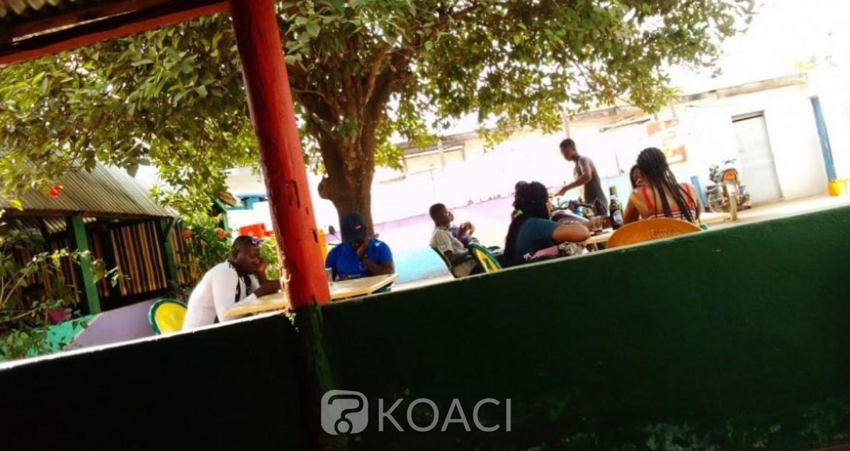 Côte d'Ivoire : Bouaké, descente musclée de la PJ dans un maquis, un suspect armé appréhendé, un élément de la PJ blessé