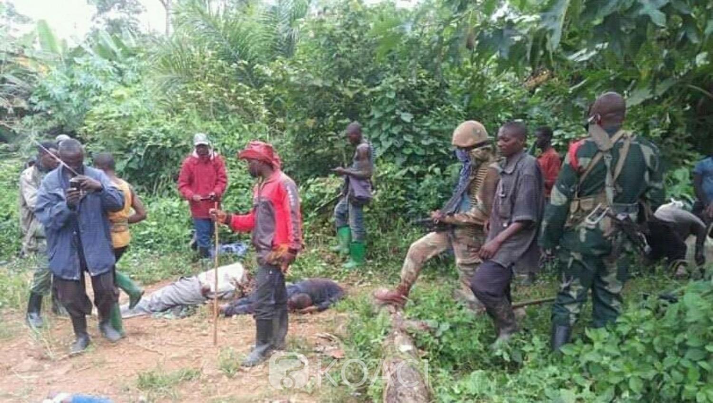 RDC : Insécurité dans l'est, les rebelles ADF ont encore tué 21 personnes à Rwenzori
