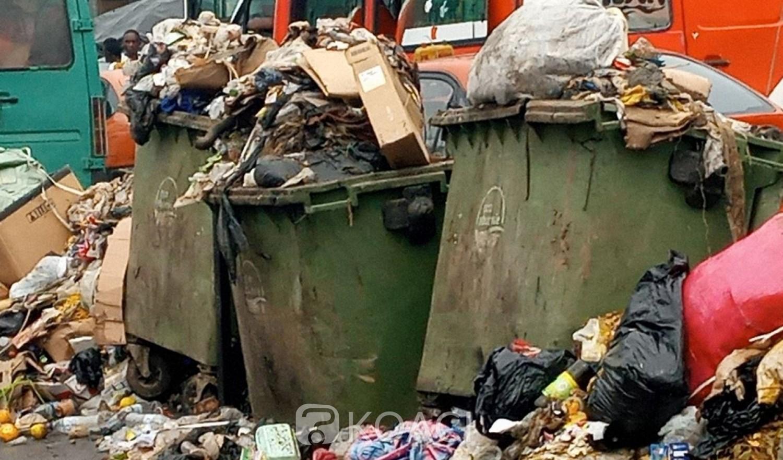 Côte d'Ivoire : Plus de ramassage d'ordure à Abidjan, Bouaflé, Issia... les immondices refont surface