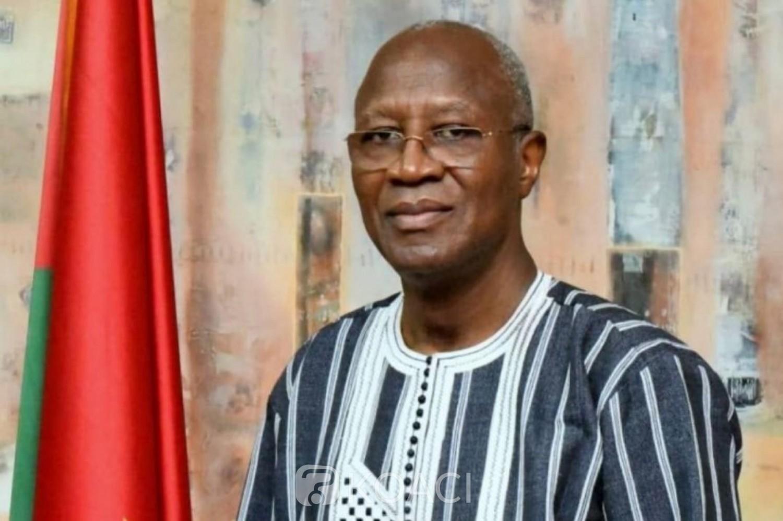 Burkina Faso : Le premier ministre Dabiré reconduit à son poste