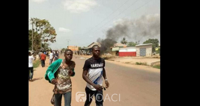 Côte d'Ivoire : Bloléquin, une mésentente vire à un affrontement, au moins 05 blessés