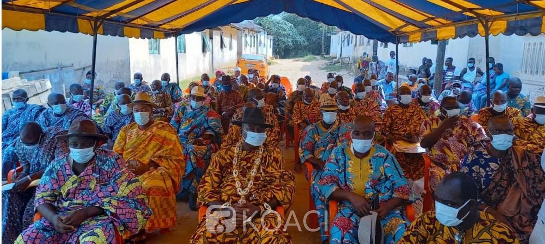 Côte d'Ivoire : Affaire de chefferie à Akouai-Agban (Bingerville), précisions sur la consultation populaire